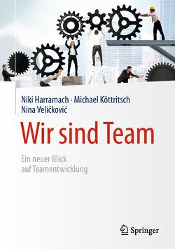Wir sind Team von Harramach,  Niki, Köttritsch,  Michael, Velickovic,  Nina