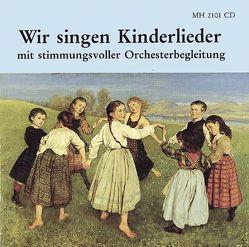 Wir singen Kinderlieder von Rüggeberg,  Michael