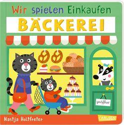 Wir spielen Einkaufen: Bäckerei von Holtfreter,  Nastja