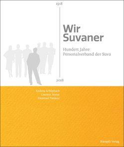Wir Suvaner von Schüpbach,  Andrea, Sester,  Laurent, Tardent,  Emanuel