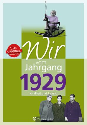 Wir vom Jahrgang 1929 – Kindheit und Jugend von Grossherr,  Dieter