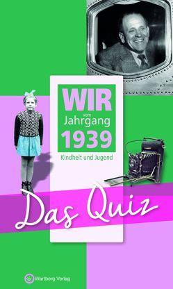 Wir vom Jahrgang 1939 – Das Quiz von Blecher,  Helmut