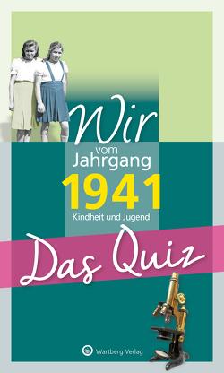 Wir vom Jahrgang 1941 – Das Quiz von Helmut Blecher