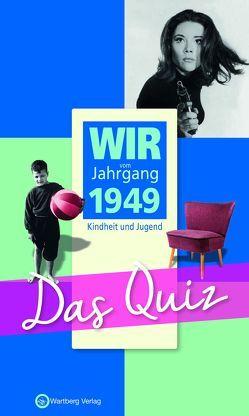 Wir vom Jahrgang 1949 – Das Quiz von Blecher,  Helmut