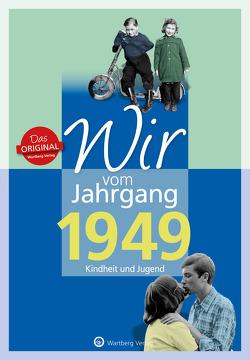 Wir vom Jahrgang 1949 – Kindheit und Jugend: 70. Geburtstag von Blecher,  Helmut