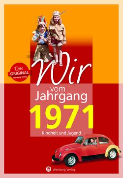 Wir vom Jahrgang 1971 – Kindheit und Jugend von Tietenberg,  Dirk