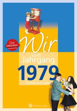 Wir vom Jahrgang 1979 – Kindheit und Jugend von Baumann,  Patricia, Langenbahn,  Christina
