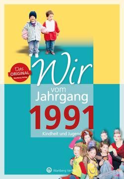 Wir vom Jahrgang 1991 – Kindheit und Jugend von von Unwerth,  Andree