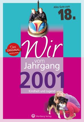 Wir vom Jahrgang 2001 – Kindheit und Jugend von Rickling,  Matthias, Stempor,  Nina