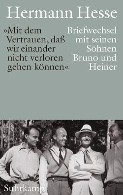 »Wir wollen es trotz allem Schwierigen immer wieder probieren« von Hesse,  Hermann, Hesse,  Silver, Hesse,  Simon, Limberg,  Michael