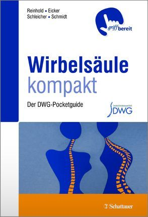 Wirbelsäule kompakt von Eicker,  Sven O., Reinhold,  Maximilian, Schleicher,  Philipp, Schmidt,  Oliver I.
