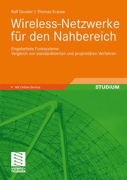 Wireless-Netzwerke für den Nahbereich von Gessler,  Ralf, Krause,  Thomas