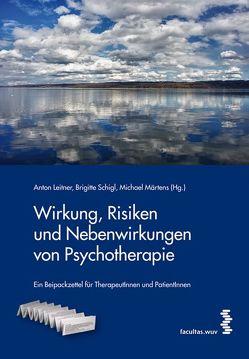 Wirkung, Risiken und Nebenwirkungen von Psychotherapie von Leitner,  Anton, Maertens,  Michael, Schigl,  Brigitte