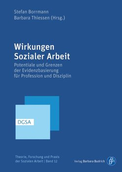 Wirkungen Sozialer Arbeit von Borrmann,  Stefan, Thiessen,  Barbara