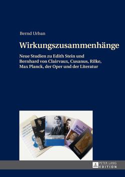 Wirkungszusammenhänge von Urban,  Bernd
