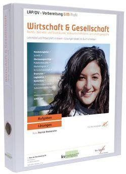 Wirtschaft und Gesellschaft kvcompact®-Ordner (für Rechtshänder) von Ammersinn,  Patrick