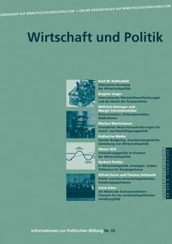 Wirtschaft und Politik von Diendorfer,  Gertraud