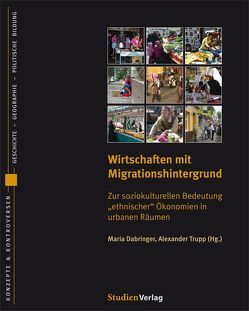 Wirtschaften mit Migrationshintergrund von Dabringer,  Maria, Trupp,  Alexander
