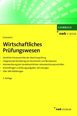 Wirtschaftliches Prüfungswesen von Graumann,  Mathias