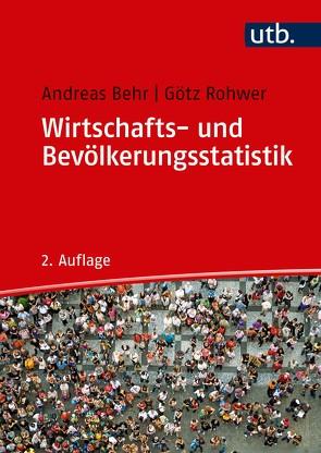 Wirtschafts- und Bevölkerungsstatistik von Behr,  Andreas, Rohwer,  Götz