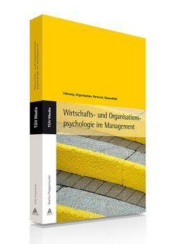 Wirtschafts- und Organisationspsychologie im Management von Poppelreuter,  Stefan