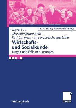 Wirtschafts- und Sozialkunde von Hau,  Werner