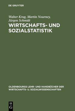 Wirtschafts- und Sozialstatistik von Krug,  Walter, Nourney,  Martin, Schmidt,  Jürgen