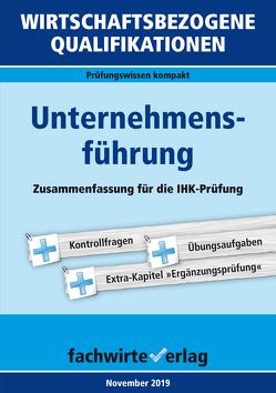 Wirtschaftsbezogene Qualifikationen: Unternehmensführung von Fresow,  Reinhard