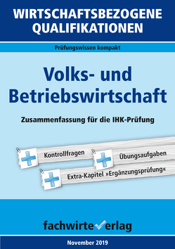 Wirtschaftsbezogene Qualifikationen: Volks- und Betriebswirtschaft von Fresow,  Reinhard