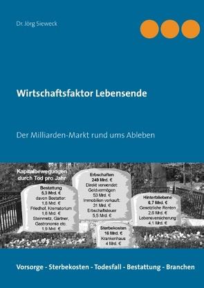 Wirtschaftsfaktor Lebensende von Sieweck,  Jörg