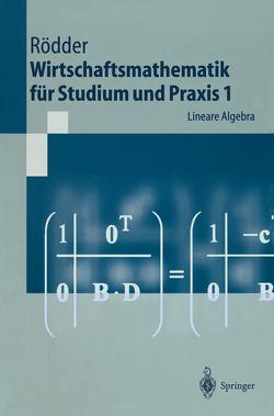 Wirtschaftsmathematik für Studium und Praxis 1 von Rödder,  Wilhelm