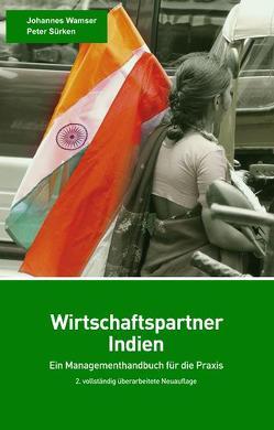 Wirtschaftspartner Indien von Sürken,  Peter, Wamser,  Johannes