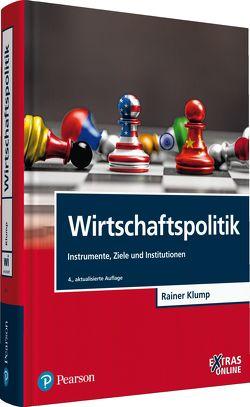Wirtschaftspolitik von Klump,  Rainer