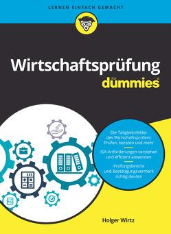 Wirtschaftsprüfung für Dummies von Wirtz,  Holger