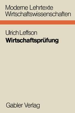 Wirtschaftsprüfung von Ulrich,  Leffson