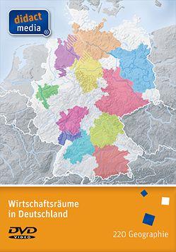 Wirtschaftsräume in Deutschland von Weber,  Juergen