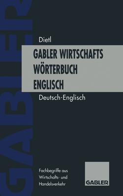 Wirtschaftswörterbuch / Commercial Dictionary von Lee,  Anthony