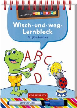 Wisch-und-weg-Lernblock von Carstens,  Birgitt, Wagner,  Charlotte