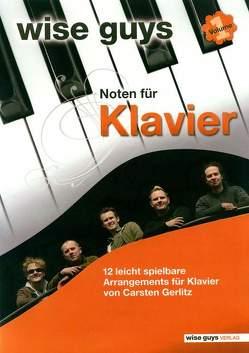 Wise Guys Noten für Klavier Vol. 1 von Gerlitz,  Carsten