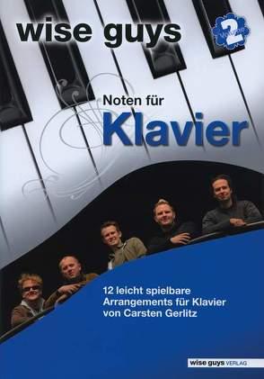 Wise Guys Noten für Klavier Vol. 2 von Gerlitz,  Carsten