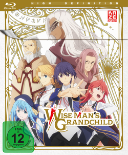 Wise Man's Grandchild – Blu-ray 1 mit Sammelschuber (Limited Edition) von Tamura,  Masafumi