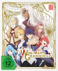 Wise Man's Grandchild – DVD 1 mit Sammelschuber (Limited Edition) von Tamura,  Masafumi