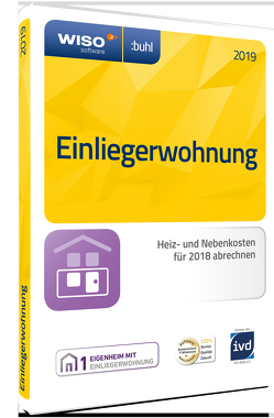 WISO Einliegerwohnung 2019 von Buhl Data Service GmbH