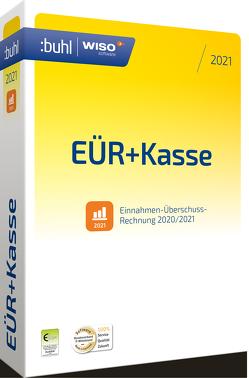 WISO EÜR+Kasse 2021 von Buhl Data Service GmbH