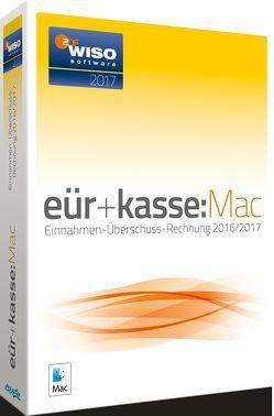 WISO eür+kasse:Mac 2017 von Buhl Data Service GmbH