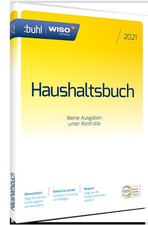 WISO Haushaltsbuch 2021 von Buhl Data Service GmbH