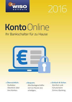 WISO Konto Online 2016 von Buhl Data Service GmbH