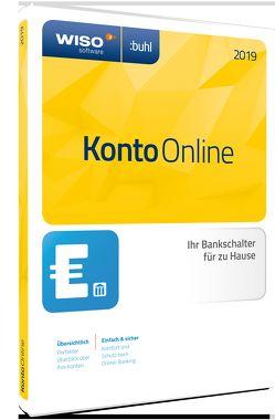 WISO Konto Online 2019 von Buhl Data Service GmbH