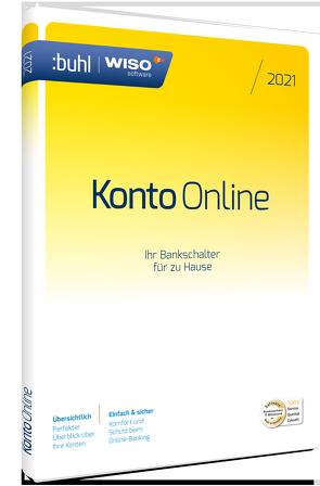 WISO Konto Online 2021 von Buhl Data Service GmbH