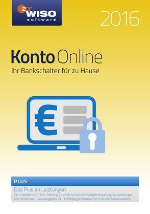 WISO Konto Online Plus 2016 von Buhl Data Service GmbH